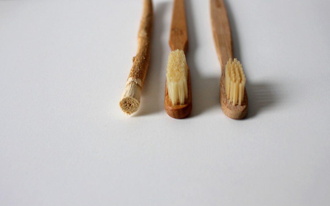 Bambus Zahnbürsten für Kinder und Erwachsene