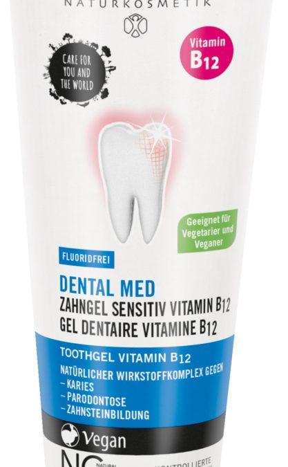Zahngel Sensitiv B12 75 ml