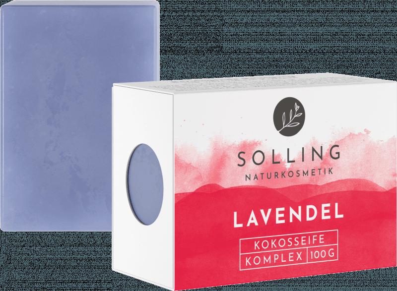 Lavendel Kokosseife 100 g