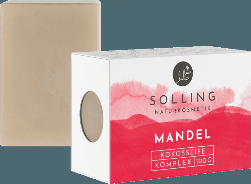 Mandel Kokosseife 100 g