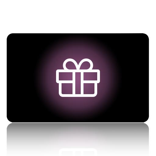Geschenkgutschein 10, 25, 50 und 100€
